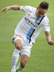 Nunawading City star signing James Brown excited by challenge of lifting his new club up NPL2 East table
