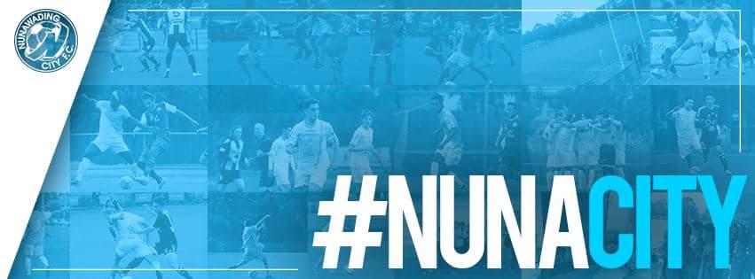 Round 1 – Nunawading City FC v Melbourne City FC