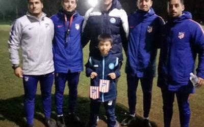Atlético Madrid visit Nunawading City FC