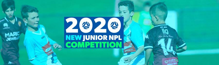 Junior Boys NPL in 2020